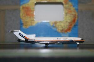 Aeroclassics 1:400 TAA Trans Australia Boeing 727-200 VH-TBJ Model Plane