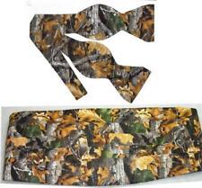 RealTree Camo Bow Tie & Cummerbund Set - Realtree Adavantage Timber Camouflage