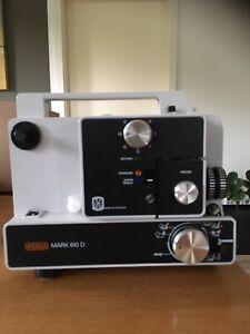 Eumig Filmprojektor, Super 8, Normal 8, Made in Austria, wie neu