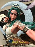 Mayflies Studio Warcraft 1/4 Tyrande Statue Collectible Figure Model In Stock