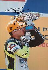 Lucio Cecchinello Hand Signed 125cc 12x8 Photo MOTOGP 4.