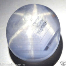 9.90 Cts BEAUTIFUL NATURAL PURPLISH GREY STAR SAPPHIRE SRILANKA GEM