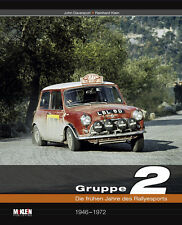 Gruppe 2 Rallye 1946-1972 (Cooper S Porsche 911 Lancia Fulvia Alpine A110) Buch