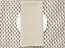 """Chilewich Square 21""""x 21"""" Single Sided Table Napkin 100% Linen - Sage"""