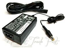 Genuine 12V AC Adapter for Sony Blu-Ray Disc DVD Player Power Supply Cord Cable