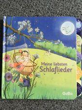 Meine liebsten Schlaflieder Buch Kleinkinder