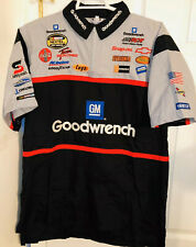 Kevin Harvick RCR Nascar Nextel Cup Pit Crew Shirt GM Goodwrench Custom Sparco