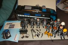 playmobil 5564 police tactical command vehicle