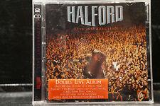 Halford-Live Insurrection 2 CD