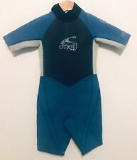 O'Neill Childs Spring Shorty Wetsuit Juniors Size 4 Hammer 2/1 Youth Kids