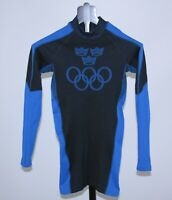 Sweden Olympic team 2016 Quick Dry shirt H&M Size XS
