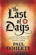 The Last of Days, Doherty, Paul, New Books