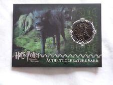 Harry Potter Prisoner Of Azkaban Creature Card ARTBOX GRIM FUR 756/880