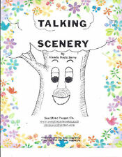 Talking Scenery How-to-Book Illustrated for Puppet stages & props-ministry.....