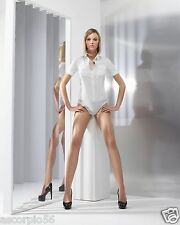 WOLFORD CAPE TOWN STRING BODY Size US 10 UK 40 Color Admiral 75511 -33 $375