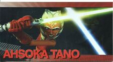 Star Wars Clone Wars Widevision Foil Character Chase Card #2