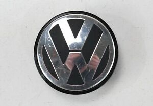 1x VW Golf Tiguan Passat Nabendeckel Felgendeckel Nabenkappen Felgen 3B7601171
