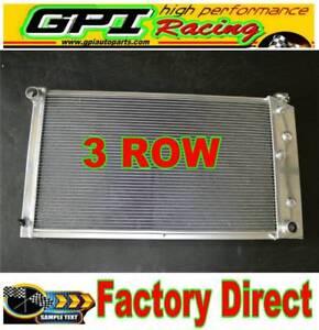 GPI racing 3 Rows 1973-1980 Chevy C/K SERIES Pick up Truck aluminum radiator