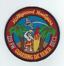 """116th FIGHTER WING DET 1 """"HOLLYWOOD HOOLIGANS"""" patch"""