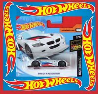 Hot Wheels 2020   BMW Z4 M Motorsport   172 /250   NEU&OVP