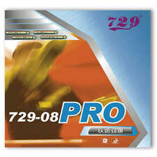 Friendship 729-08 PRO Table Tennis Rubber