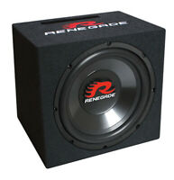 subwoofer renegade RXV1000 singolo 25 4 ohm 500watt max 250 watt rms