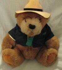 "Gund Limited Edition Teddy Bear Plush Collectible 1992 Lands End Big Daddy 17"""