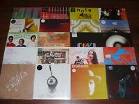 20 x LP  ALBUMS LOT MINT INDIE ROCK / POP / PUNK / AMBIENT (2010-2016)