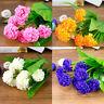 Artificial Small Chrysanthemum Daisy Silk Room Garden Flower-Arrangement