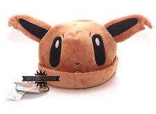 Pokemon Eevee Sombrero Cosplay Hat Chapeau Cap Hut Evoli Umbreon Peluche