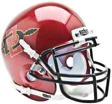 SAN DIEGO STATE AZTECS NCAA Schutt Authentic MINI Football Helmet SDSU
