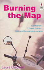 Buring the Map by Laura Caldwell (Paperback, 2003)