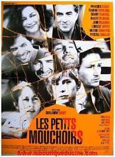 LES PETITS MOUCHOIRS Affiche Cinéma Movie Poster GUILLAUME CANET FRANCOIS CLUZET