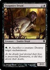 QUAGMIRE DRUID Commander 2013 MTG Black Creature — Zombie Druid Com