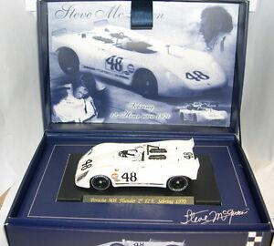 Fly SM1 Porsche 908 Flunder 2º 12H Sebring '70 Steve Mcqueen Collection