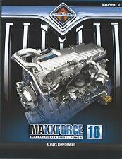 Truck Brochure - International - MaxxForce 10 - Engine - 2007 (T1824)