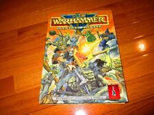 Warhammer Fantasy Battle Core Rulebook 1987 HC