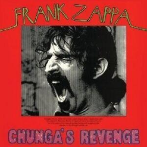 FRANK ZAPPA - CHUNGA'S REVENGE  CD NEUF