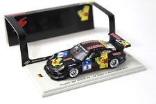 1:43 Spark Porsche 911 gt3 R 24h 2011 haribo #8 New en Premium-modelcars