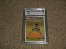 2007 Topps Wal-Mart #WM29 HANLEY RAMIREZ SP Graded BGS BCCG 10 MINT+