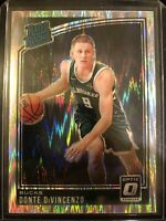 DONTE DIVINCENZO 2018-19 Optic Rated Rookie #164 Shock Prizm Holo RC BUCKS!