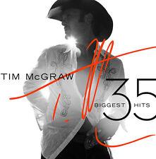 Tim McGraw - 35 Biggest Hits [New CD]