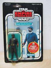 ESB 1980 STAR WARS EMPIRE STRIKES BACK BESPIN SECURITY GUARD 47 BACK MOC