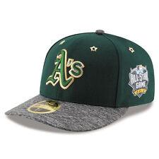 Generie Adult Baseball Cap Adjustable All-Star Baseball Hat for League Baseball Team fit Athletics