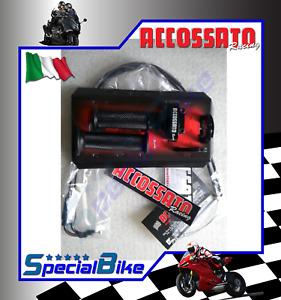 KIT MANDO ACELERADOR RAPIDO HONDA CBR 1000 RR 2004 > 2007 ACCOSSATO PUÑO DE GAS