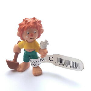 Figurine Collection Pumuckl Bully 1983 Pumuckl Is Bless 2in + Tag