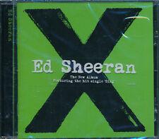 ED SHEERAN X CD NEW One I'm A Mess Nina Photograph The Man