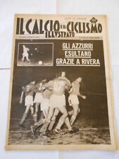 IL CALCIO e il CICLISMO ILLUSTRATO n.51 del 22 - 12 - 1963