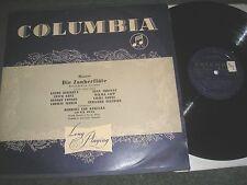 MOZART DIE ZAUBERFLOTE KARAJAN BLACK/GOLD COLUMBIA 33CZ 1014 PART 2 OF 3 LP SET