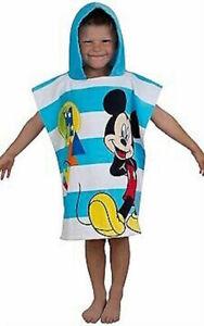 MICKEY MOUSE  Hooded Beach Bath Towel